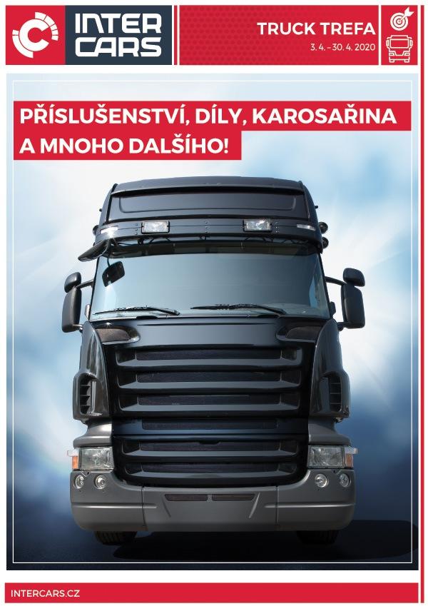 Inter Cars: Akční ceny s dubnovou Truck trefou