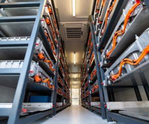 Společnost MAN řeší využití použitých elektrobaterií