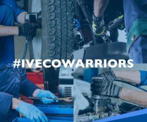 Firma Iveco zajišťuje servis a údržbu svých vozidel, aby pomohla udržet transport v provozu