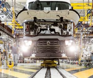 Renault Trucks připravuje postupné a bezpečné obnovení výroby ve svých závodech ve Francii