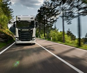 Přehled hospodaření společnosti Scania za rok 2019