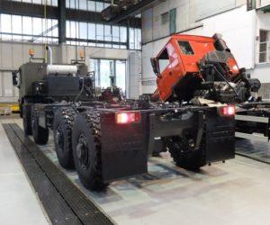 Servisní služby automobilky Tatra Trucks v maximální míře podporují IZS České republiky a AČR