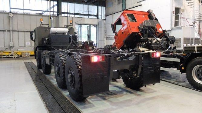 Služby Tatra Trucks