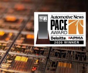 Společnost Delphi Technologies získala ocenění PACE 2020