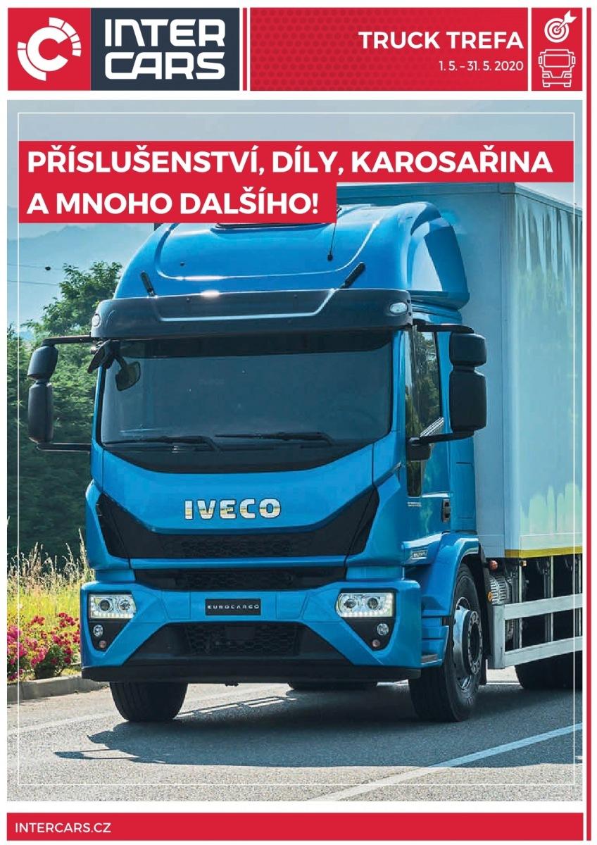 Inter Cars: Květen plný slev s Truck Trefou