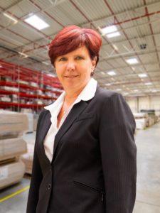 Kateřina Říhová, ředitelka logistiky DB Schenker