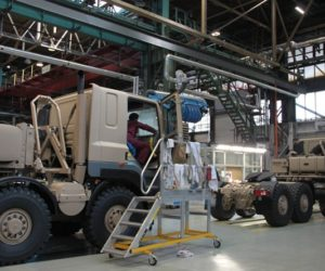 Tatra Trucks v roce 2019 utržila téměř šest miliard korun