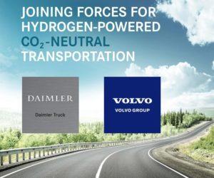 Volvo Group a Daimler Truck AG budou stát na čele vývoje udržitelné dopravy