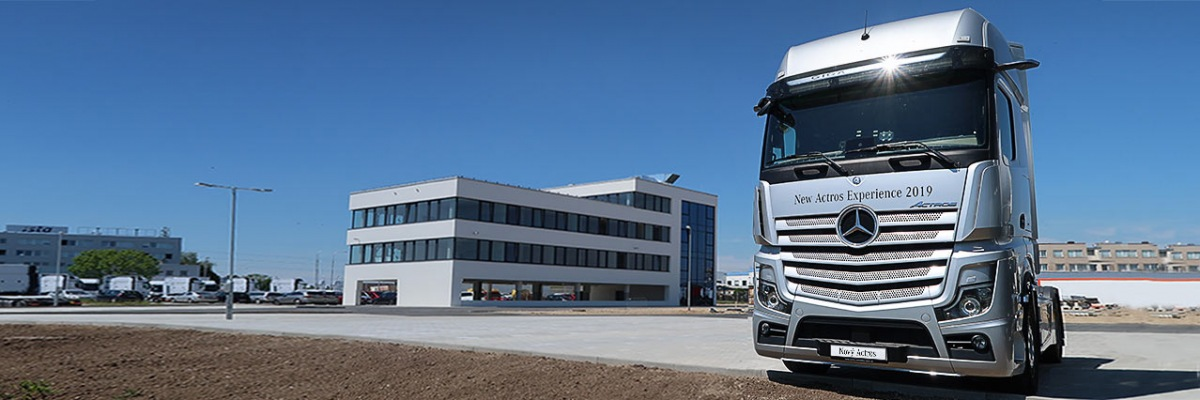 Mercedes-Benz Trucks Česká republika