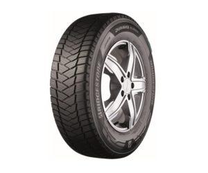 Bridgestone představil svou první celoroční pneumatiku pro lehká nákladní vozidla DURAVIS All Season