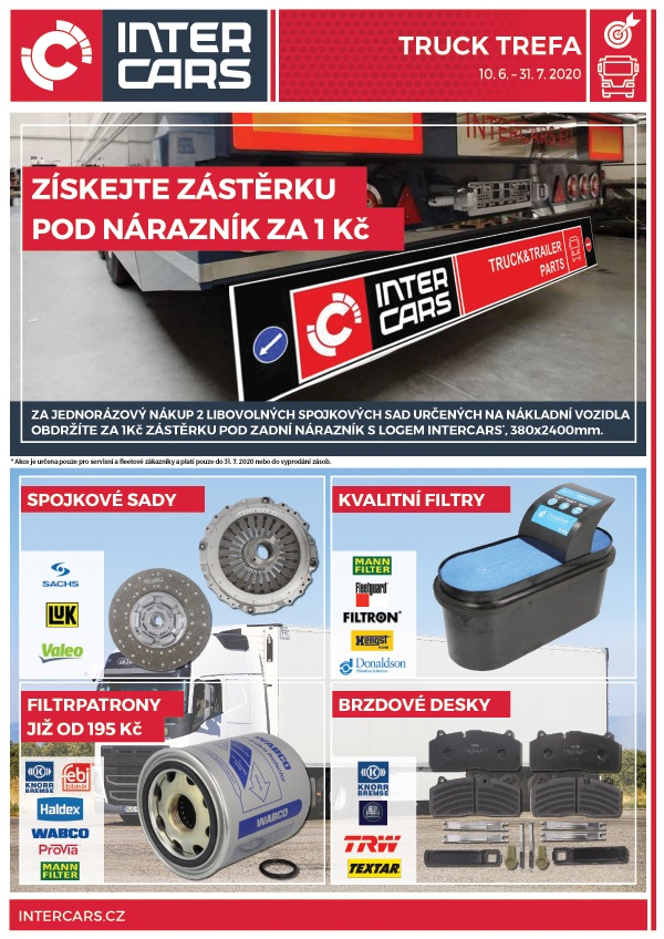 Inter Cars: Truck Trefa