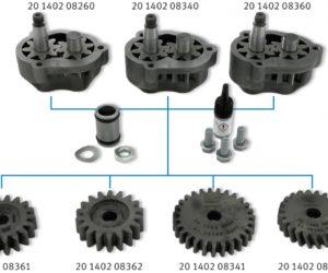 MS Motorservice: Nový konfigurační systém pro olejová čerpadla