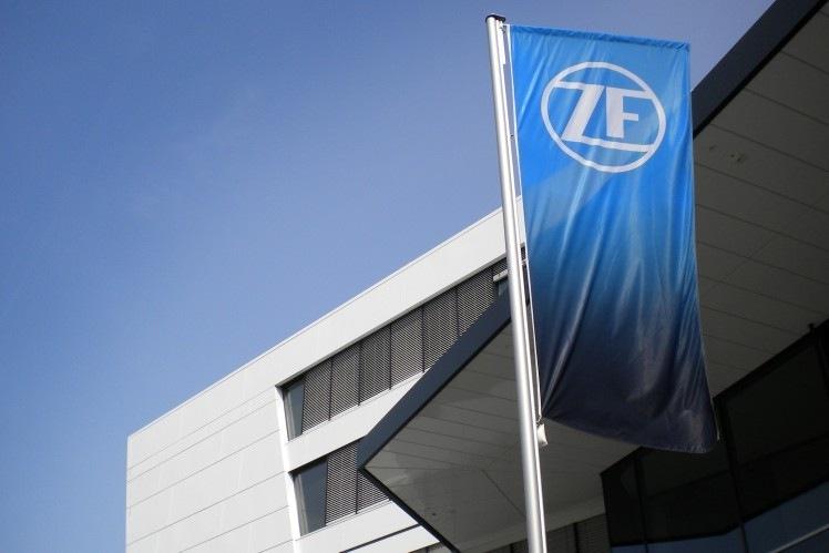 Sídlo společnosti ZF