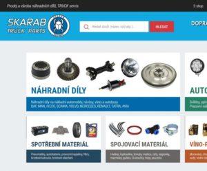 Změny internetových stránek a otevírací doby u Skarabu