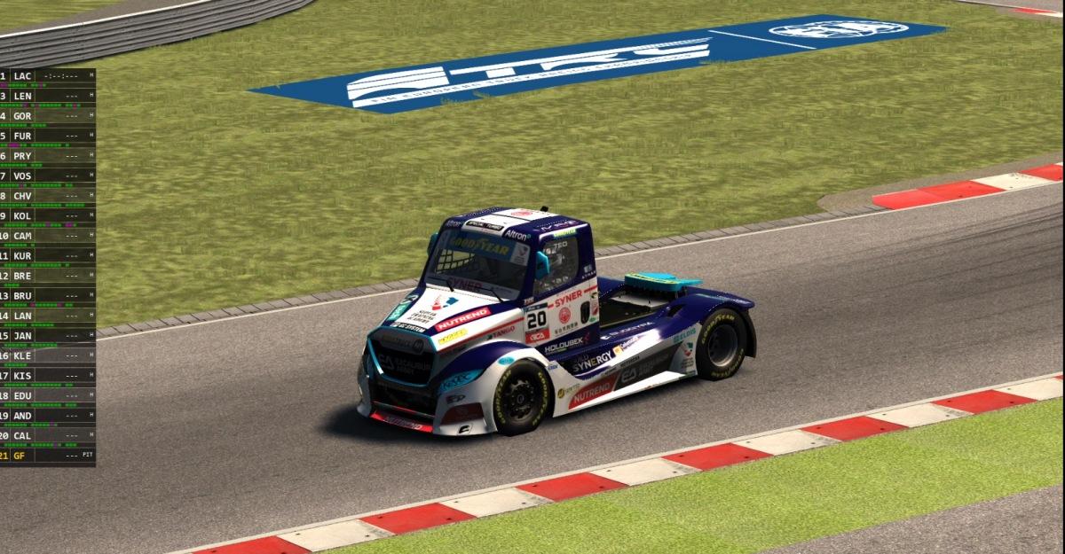 FIA Mistrovství Evropy tahačů