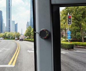 OMNIplus dodatečně vybavuje vozidla asistenčním systémem pro odbočování