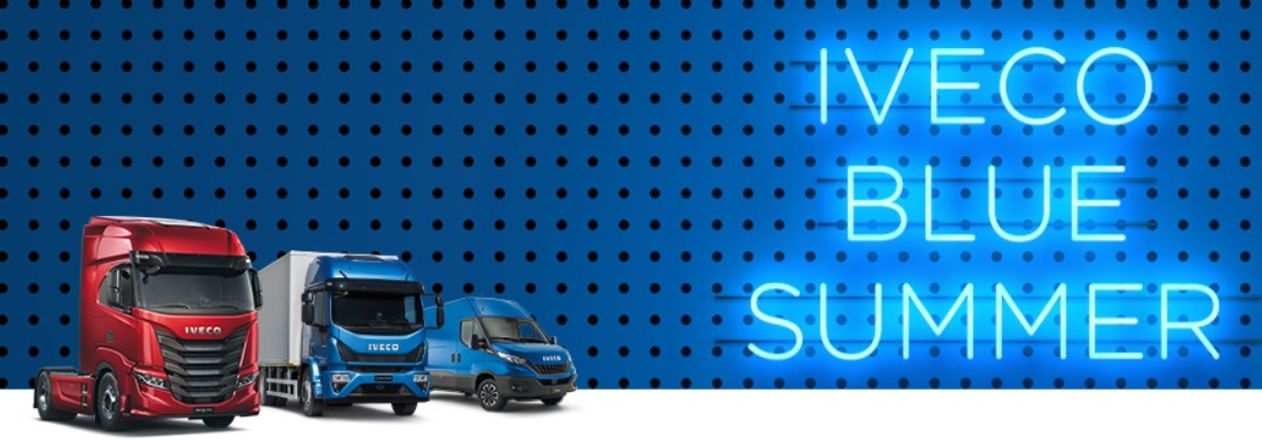 Iveco Blue Summer