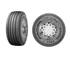Goodyear rozšiřuje silniční řadu o nové návěsové pneumatiky KMAX T GEN-2