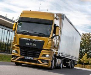 Hospodárnost s razítkem TÜV. Nová generace vozidel MAN TG ušetří až 8,2 % spotřeby paliva
