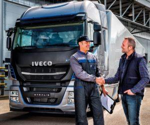 IVECO nabízí pomoc dopravcům
