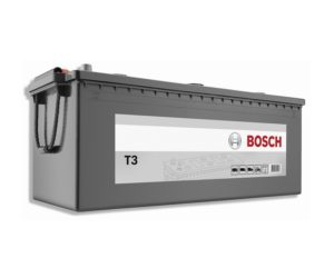 Stahlgruber: Změna objednacích čísel v sortimentu nákladních startovacích akumulátorů Bosch řady T3