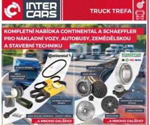 Inter Cars: Truck Trefa – Continental a Schaeffler