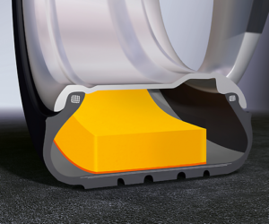 Elektrické nákladní vozy i autobusy potřebují speciální pneumatiky