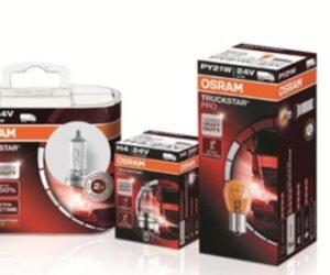 Skupina LKQ CZ (Auto Kelly + ELIT): Halogenové žárovky OSRAM TRUCKSTAR PRO pro nákladní vozidla