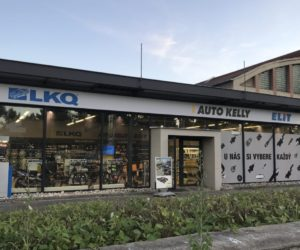Nová pobočka skupiny LKQ CZ (Auto Kelly + ELIT) v Šumperku