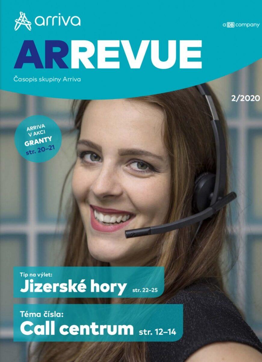 ArRevue od firmy Arriva