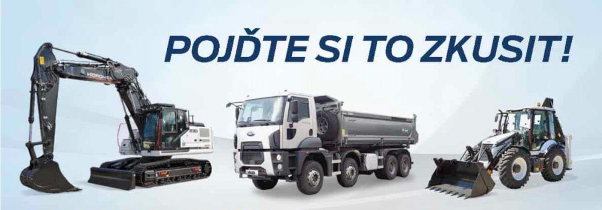 Akce od Ford Trucks a Kobex