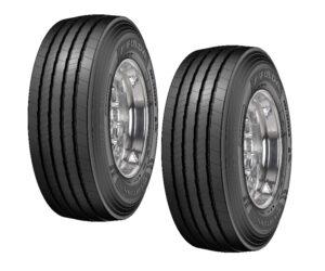Fulda představuje novou řadu návěsových pneumatik REGIOTONN 3 s označením 3PMSF