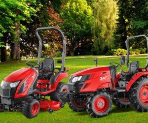 Traktory Zetor se rozrůstají o nové modely řady Primo a Compax