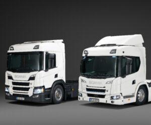 Milník společnosti Scania v oblasti elektrifikace – první řada komerčních elektrických nákladních vozidel