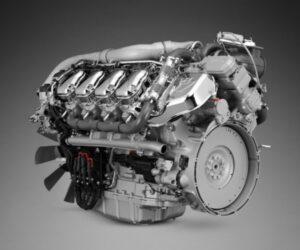 Scania představuje nové motory Scania V8