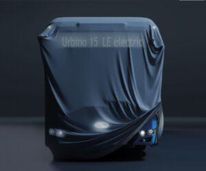 Solaris bude předvádět nový autobus Urbino 15 LE electric online