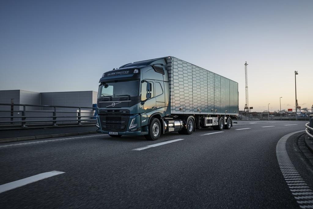 Nákladní vůz Volvo