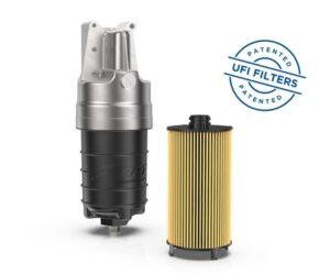 Olejový filtr pro motory Cursor 11 a Cursor 13 (Euro 6D) od UFI Filters
