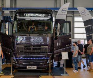 Společnost Volvo Trucks představila svou novou modelovou řadu zákazníkům v České republice