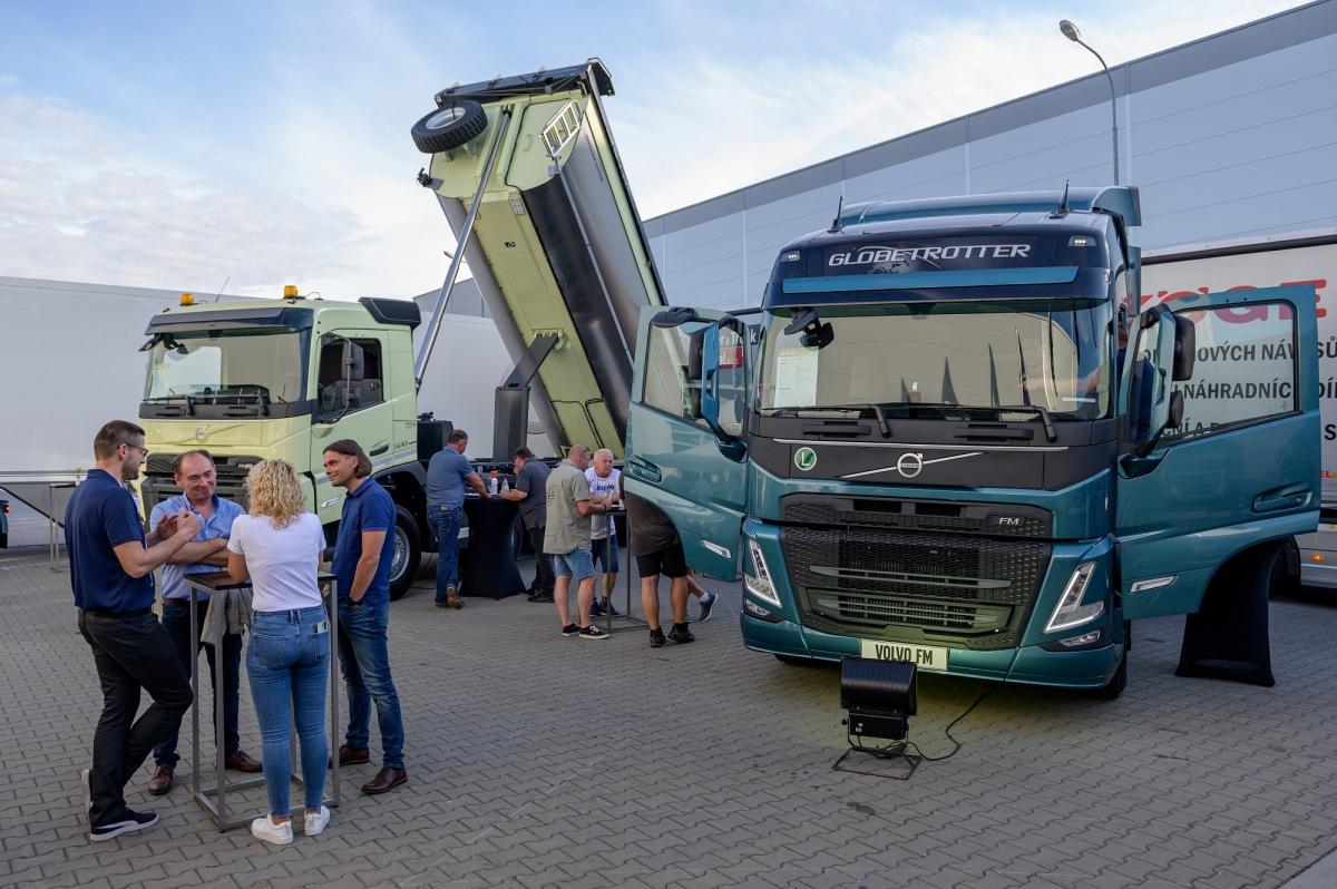 Představení nových vozů Volvo v České republice