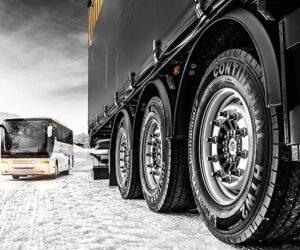 Continental poskytuje přehled evropských předpisů pro zimní pneumatiky 2021