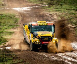 Baja Drawsko: Macíkův svérázný trénink na Dakar