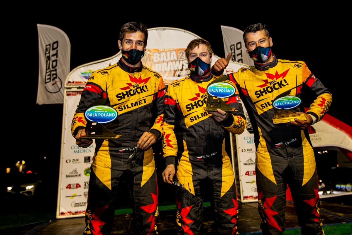 Big Shock Racing tým