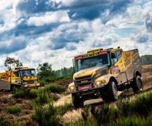 Do Dakaru zbývají 3 měsíce, tým Big Shock Racing se již chystá