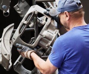 Originálně renovované EconX® brzdové třmeny Knorr-Bremse v nabídce firmy DORBAS