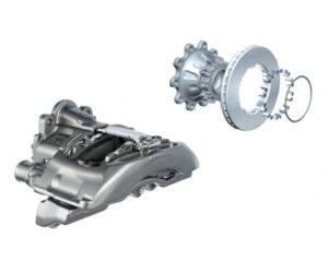 DIAGNOSTIKA – RÝDL: Kotoučové brzdy ST6 a ST7 od Knorr-Bremse AG
