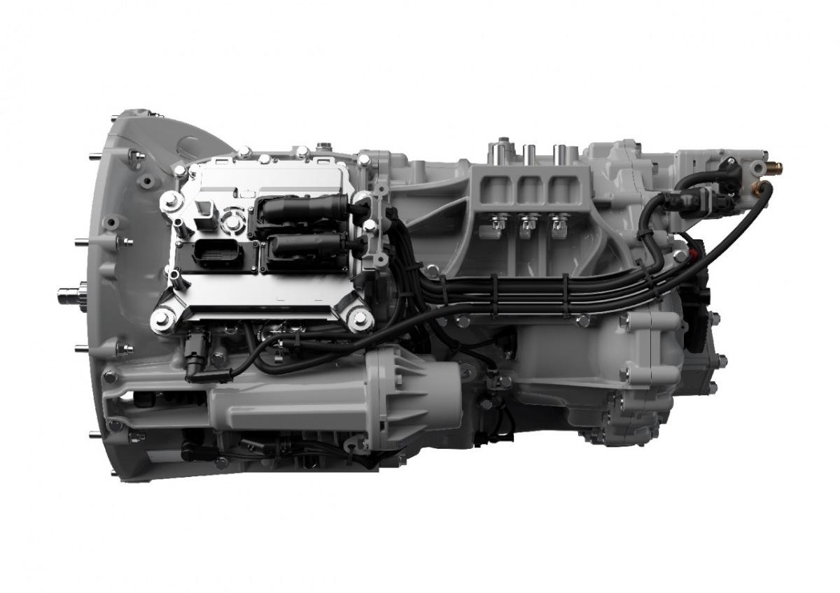 Převodovka Scania Opticruise