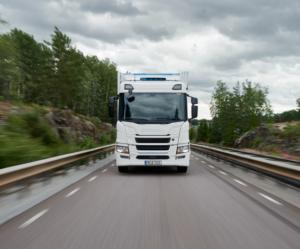 Přehled hospodaření společnosti Scania za období leden – září 2020