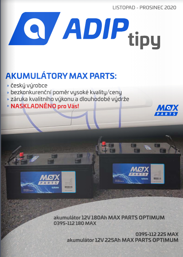 ADIP tipy listopad - prosinec 2020