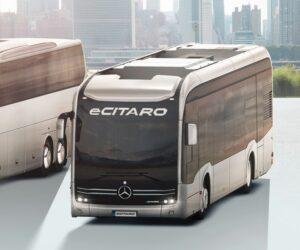 Daimler Buses: Větší výměna vzduchu s aktivním filtrem zvyšuje bezpečnost v autobusech